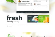 web / food