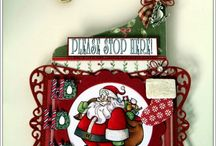 Christmas Cards 7 / by Trish Carrier