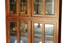 Buffet and Cabinets