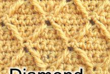 ||Crochet Stitches||