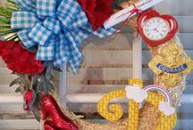 Theme Wreaths