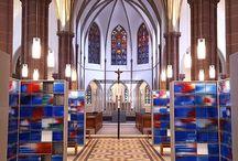Nutzglas | Glaskunst Made In Germany / Wir lieben Glaskunst! Gemeinsam mit zahlreichen internationalen Künstlern entwickeln wir Glaskunst der besonderen Art. www.derix.com/projekte-referenzen/