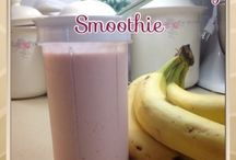 Smoothie / Almond milk