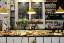 The Londoner recommends... you eat! / by Negar N