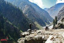 Pangi valley-indian Himalayas