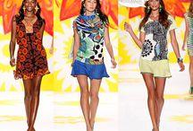 Desigual / Desigual collezione e catalogo primavera estate e autunno inverno abiti abbigliamento accessori scarpe borse sfilata donna.