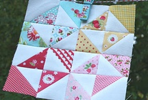Quilting / Learning how to quilt
