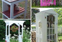 Doors Crafts / by Marvelous Maude Cook