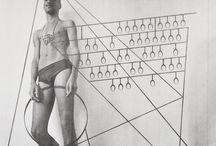 Walt Cassidy - Drawings