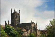 Worcester's wonderful places
