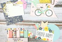 Project Life - Embellisments & Sketches