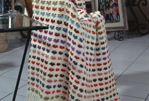 Crochet Blankets / Lots of yummy crochet blankets, some with patterns, some not but all gorgeous!