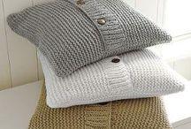 szydelkowe poduszki