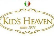 KID'S HEAVEN / Kid's Heaven nasce nel 1973 con esigenza di creare calzature per bambini in maniera totalmente artigianale con materie prime selezionate e di qualità per la totale sicurezza dei piedini dei nostri bambini.