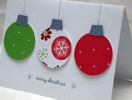 Christmas Card and Tag designs