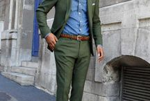 MEN'S FASHION / by PSMaggie Fashion and more