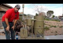 Energy - Wood Gasification / by Mark Pennington
