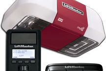 Liftmaster Garage Door Openers / Why LiftMaster® For over 45 years LiftMaster® has been exceeding expectations by providing peace of mind through expert services and innovative solutions.