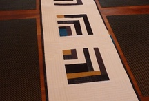 Table/bed runners & wall hangings
