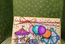 Lawn Fawn - assorted cards