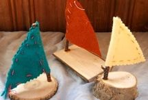 Woodwork for young children / Ideas and inspiration for KS1 woodwork projects