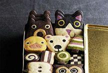 ボックスクッキー