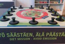MATKAILUN SM-KISAT LAHDESSA 2015 / Lahdessa 25.-26.3.2015 järjestettävät matkailualan SM-kisat. Matkailun ensimmäisen vuoden pk ryhmät olivat mukana toteuttamassa tapahtumaa osana matkailualan asiakaspalvelun opintoja.