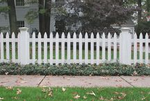 Picket Fences and Mom's Apple Pie