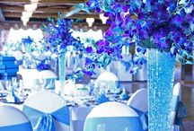 Aqua Blue Wedding