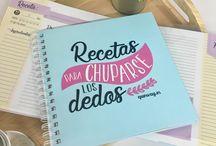 Libro de recetas Qué Way!