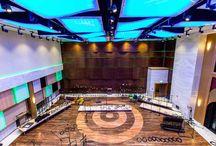 Master Acústica / Equipamentos e painéis acústicos de estúdios e auditórios