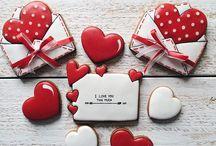 Valentín - perníky