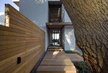 Timber deck / Outdoor room