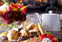 High Tea, Afternoon Tea and Other Tea Services