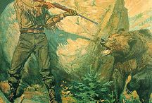Hunting paintings