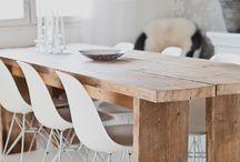 Dining room / Dining room, renovation, design, decoration