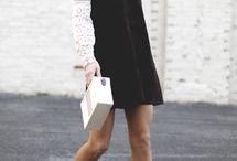 Bota Branca / A bota branca é o sapato queridinho do momento e eu dei várias dicas de como usar nesse post:   http://caroldoria.com/2017/05/como-usar-bota-branca/