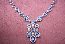 Sapphire Jewelry / #Sapphire #Jewelry #diamond #delicategem