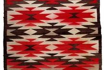 navajo weaving / by Crystal Watts Burdo