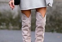 High boots outfit / fashion