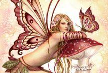 my fairies / by love life