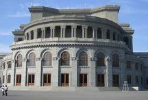 Armênia / Arquitetura e Paisagem
