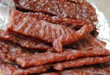 Beef Jerky / Oven Made