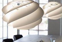 Lampa ovan matbord