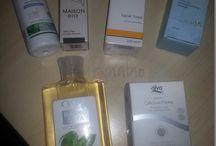 Cosmetici biologici / Tutti i cosmetici che NON contengono siliconi, paraffine, parabeni e molti vicini alla natura e alla salute!