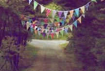 outdoor party decorations and ideas