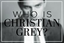 Who Is Christian Grey? / by Fifty Shades of Grey