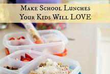 School lunch / by Kelly Pflum