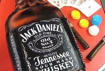 Torta al jack daniel's