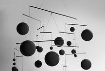 Teknik - skulptur - mobiler